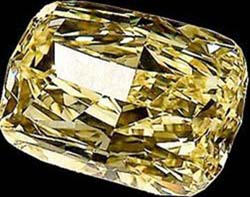 The Golden Eye Diamond In World Top 10 Rarest Diamond