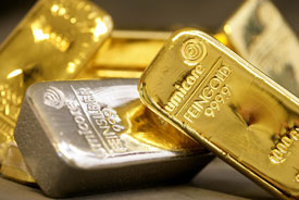 Constant Rise In Silver & Gold Price