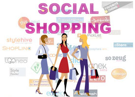 Social Shopping Is New Way Of Getting Close To Products For Shopping You Desire