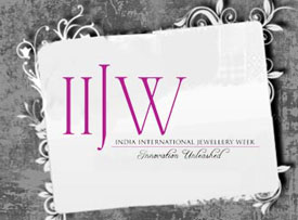 India International Jewellery (IIJW) Week 2011