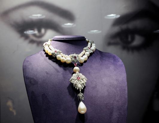 Elizabeth Taylor's Designer Necklace Jewellery