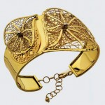 Indian Women's Lifestyle Gold Bangles Jewellery