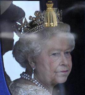Exhibition Of Royal Diamonds On Queen's Diamond Jubilee