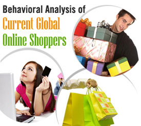 Behavioral Analysis of Current Global Online Shoppers in 2012