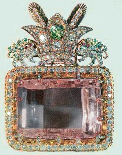 Darya-ye Noor Means Sea of Light, or Ocean of Light 11 Rare Unique, Famous Diamonds in World History