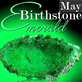Fascinating Green Emerald: Emerald Birthstone For May Month