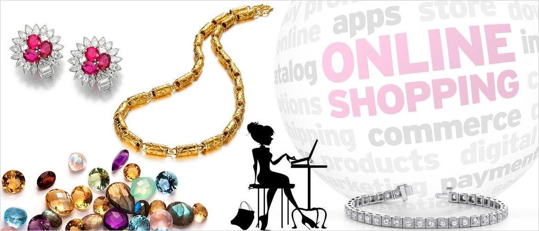 online jewellery portal