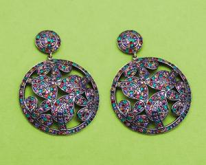 Indo Western Earrings
