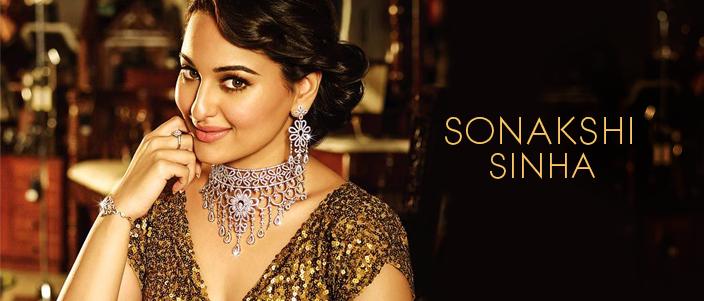 Sonakshi Sinha Jewellery Trends