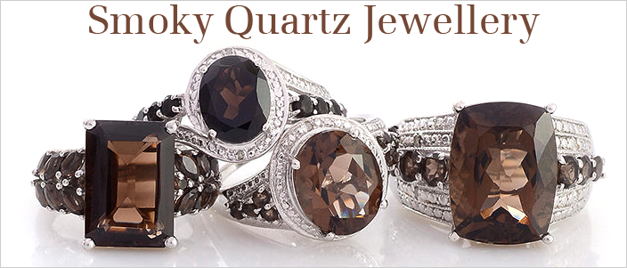 Smoky Quartz Jewellery