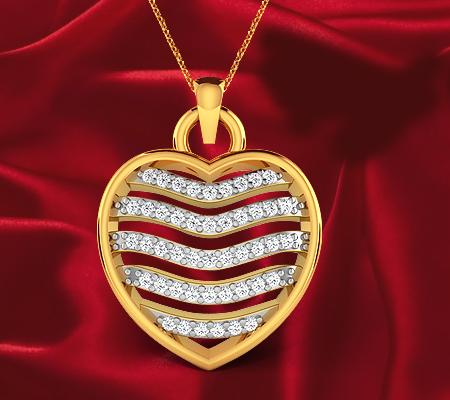 Heart Shape Pendants