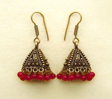 Charming Jhumki Earrings