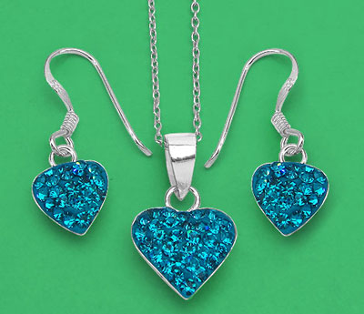 Beautiful Pendant Sets