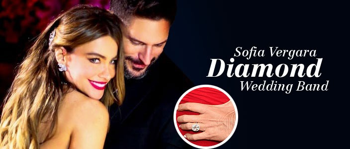 Sofia Vergara Wedding Band