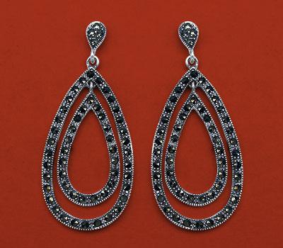 Silvantra Earrings