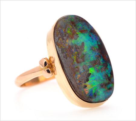 Boulder Opal (Source: opalendeavours.com)