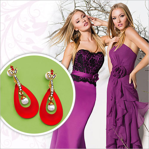 Vibrant Orchid Dress (Source: aocuoicheri.com)