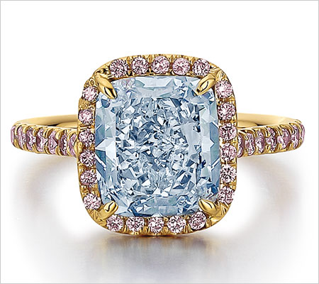 Blue Diamonds (Source: bashfordjewelry.com)