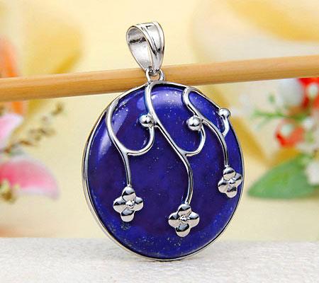 Lapis Lazuli (Source: artisangemstonejewelry.com)