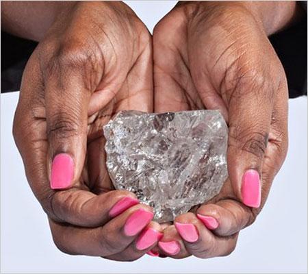Diamond (Source: jewishbusinessnews.com)