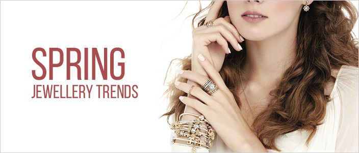 Spring Jewellery Trends