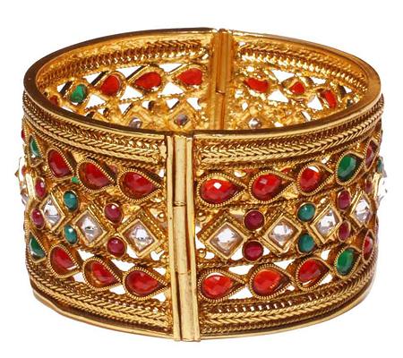 Polki Bracelets (Source: snapdeal.com)