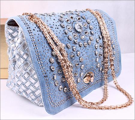 Stunning Crystal Studded Purse (Source: beachumglobal.com)
