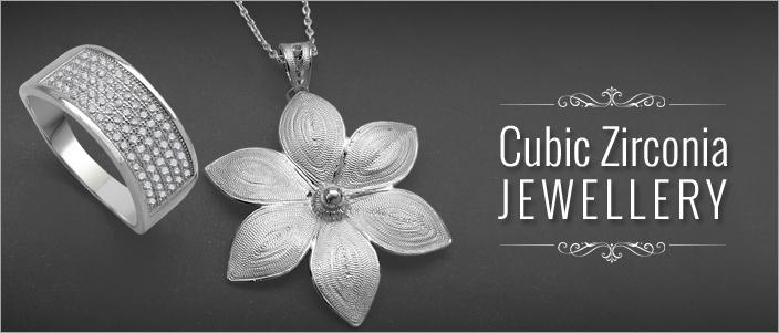 Cubic Zirconia Jewellery