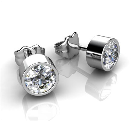 Diamond Studs (Source: uniondiamond.com)