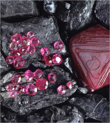 Rubies (Source: nationalgeographic.com)