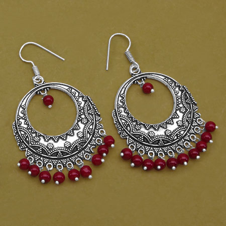 Tribal Jewellery Chandbalis