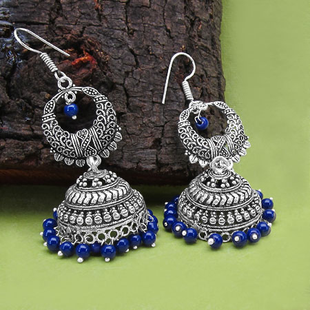 Tribal Jewellery Jhumki Earrings