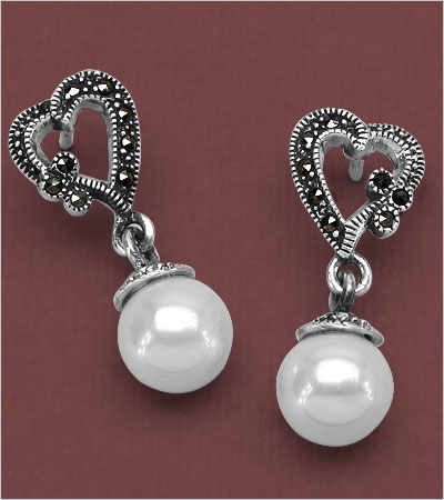 Marvelous Pearl Earrings
