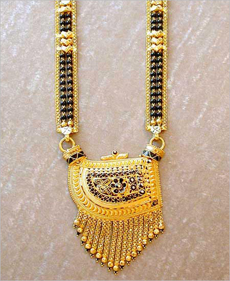 9 Latest Big Mangalsutra Designs With Images Styles At Life