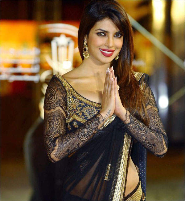 Priyanka Chopra (Source: pinterest.com)