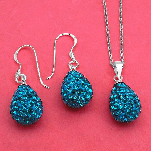 Crystal-earrings
