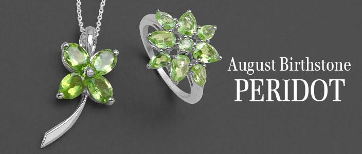 Peridot-August-Birthstone