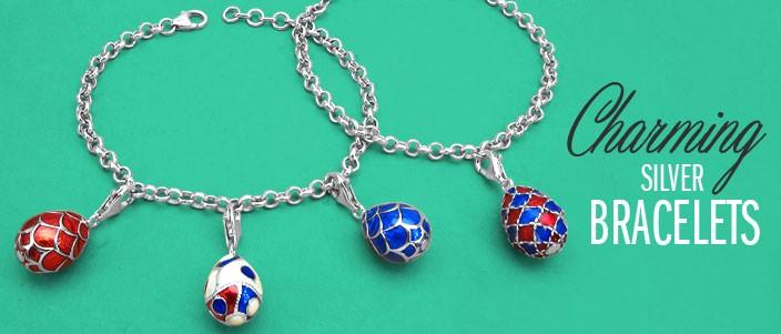 Charming-Silver-Bracelets