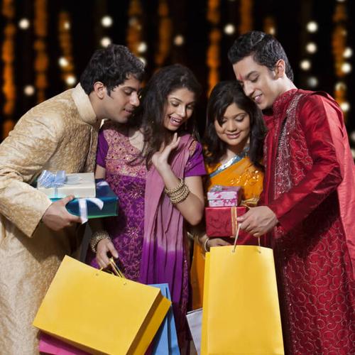 Festive-Shopping