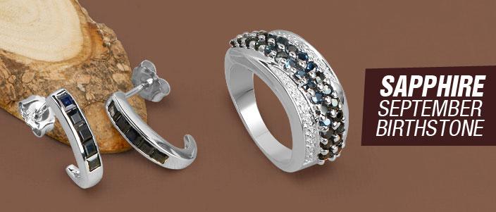 Sapphire-Jewellery