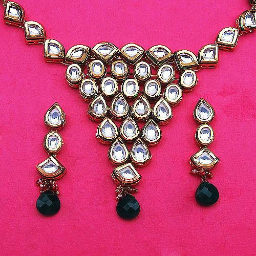 Polki-Jewellery-Set