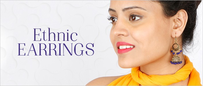 Ethnic-Earrings