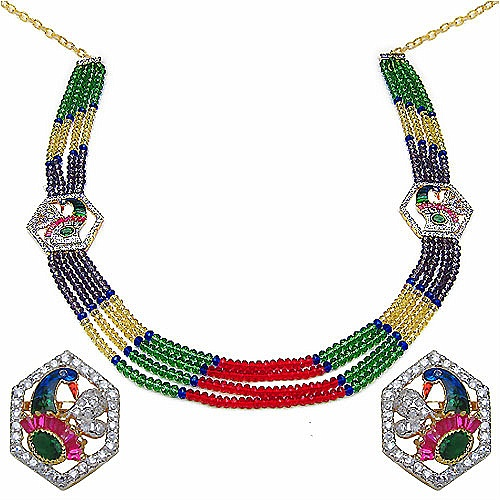 Kundan-necklace