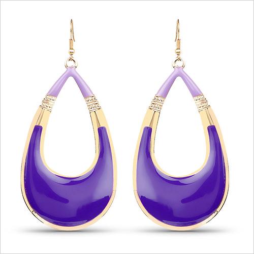 enamel-Earings