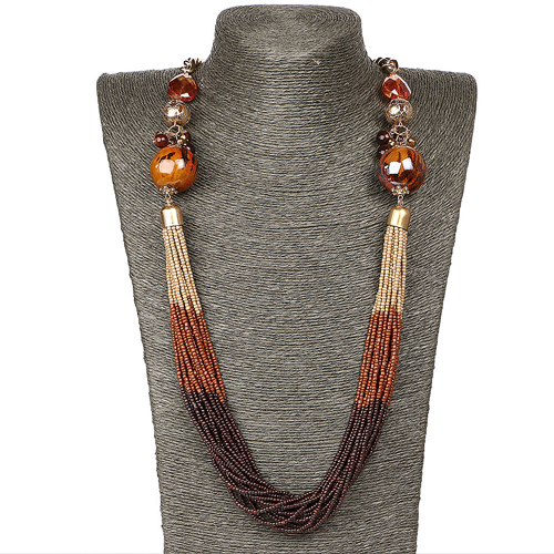 Layered-necklaces