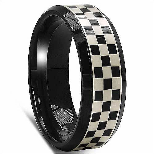tungsten-ring